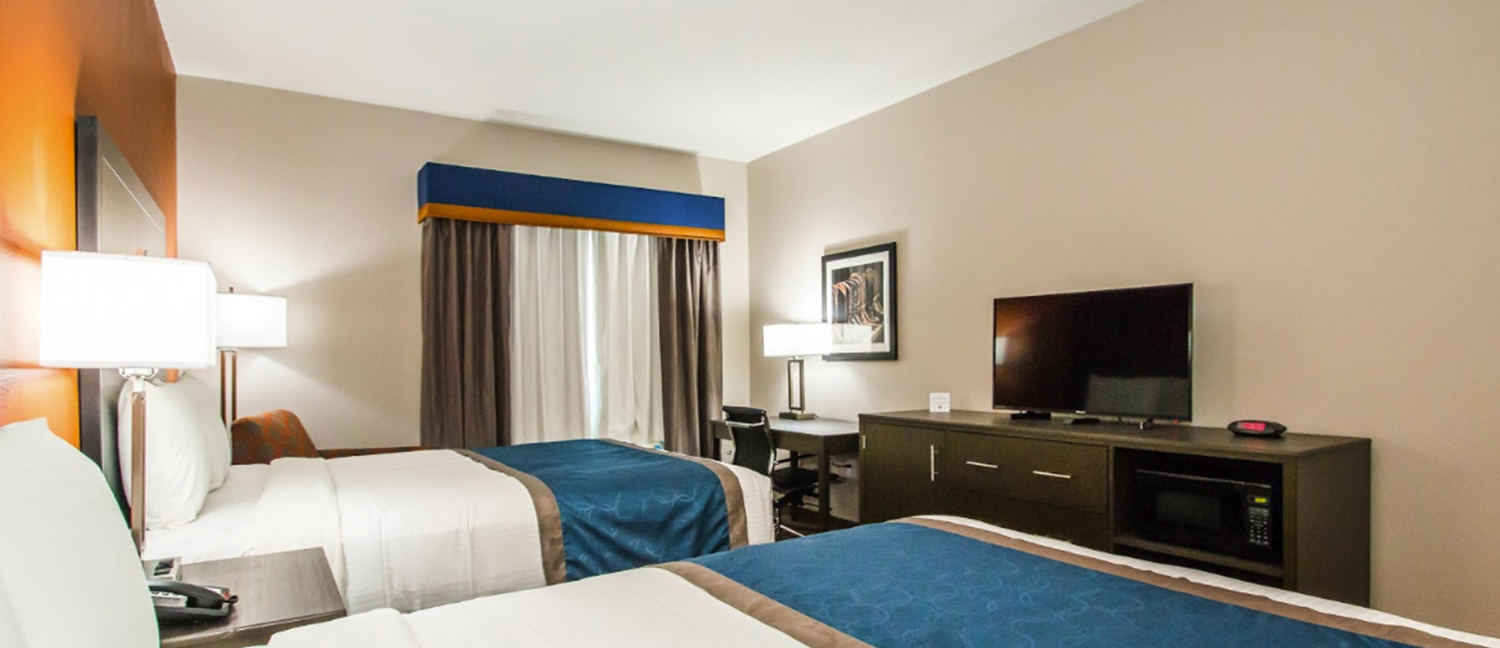 Book Executive Inn Fort Worth Guestroom