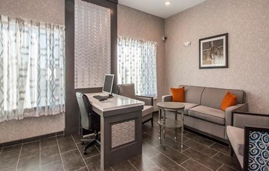 Executive Inn Fort Worth - Business Center