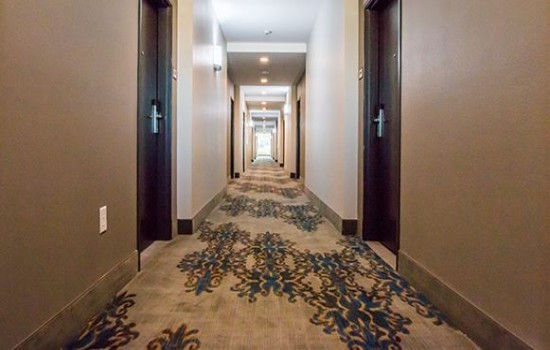 Executive Inn Fort Worth - Interior Corridors