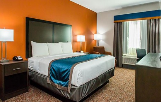 Executive Inn Fort Worth - King Room