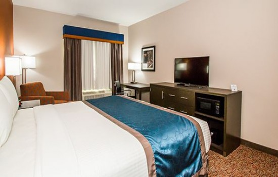 Executive Inn Fort Worth - King Room